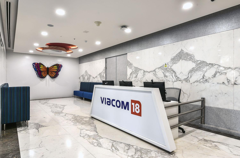 Project Viacom 18, Mumbai